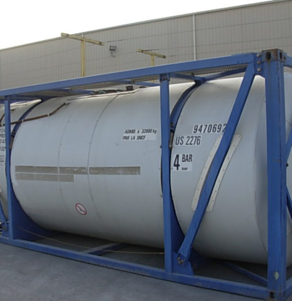 Used ISO Tank Containers For Sale - TransWorld Intermodal