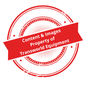 Content & Images Property of Transworld Equipment